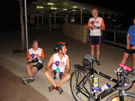 2003 Meadowbank night ride