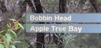 Bobbin Head Sign