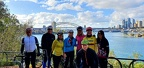 Sydney Harbour Foreshores ride photo